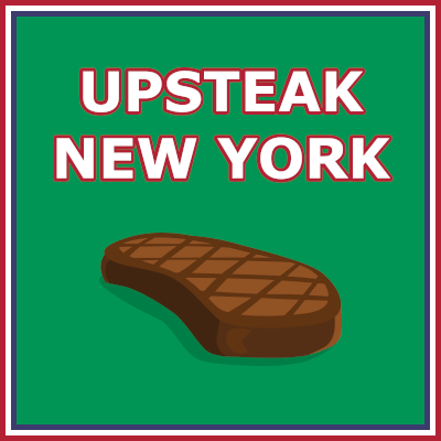 Upsteak New York T-Shirt