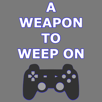 A weapon to weep on T-Shirt